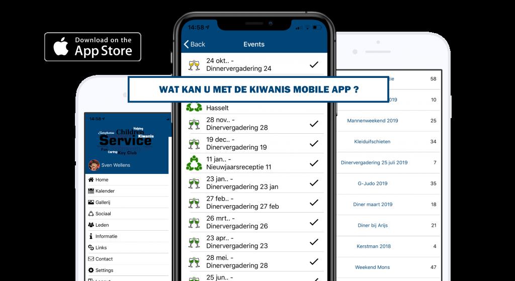 Kiwanis Mobole App